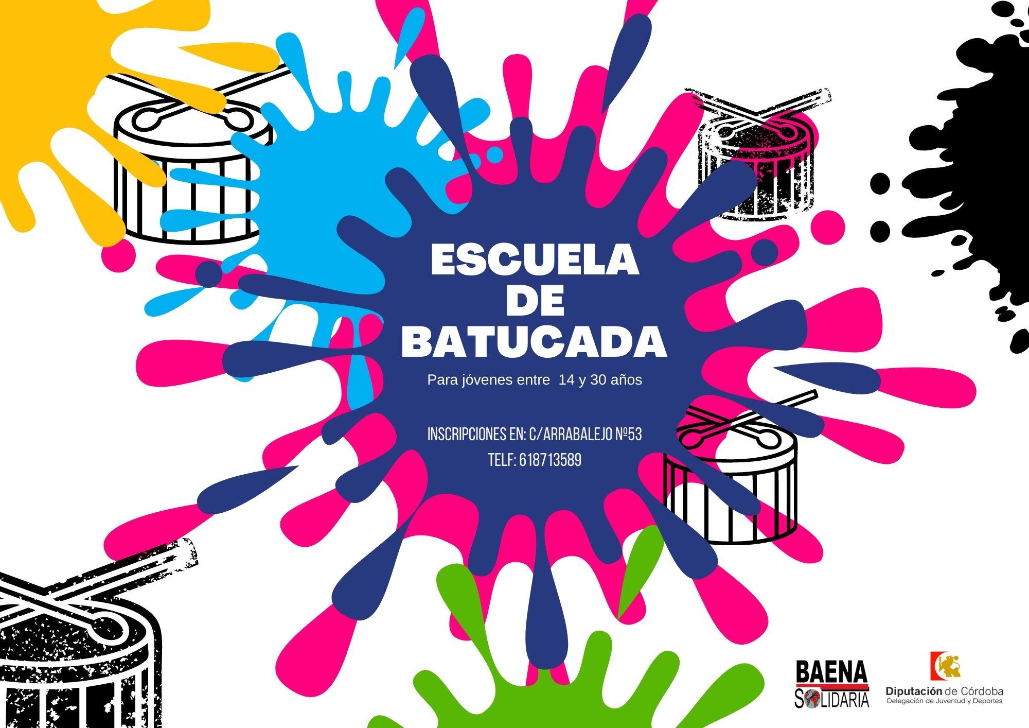 ESCUELA DE BATUCADA